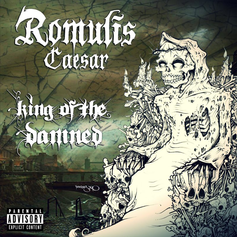 King of the Damned - Romulis Caesar Album