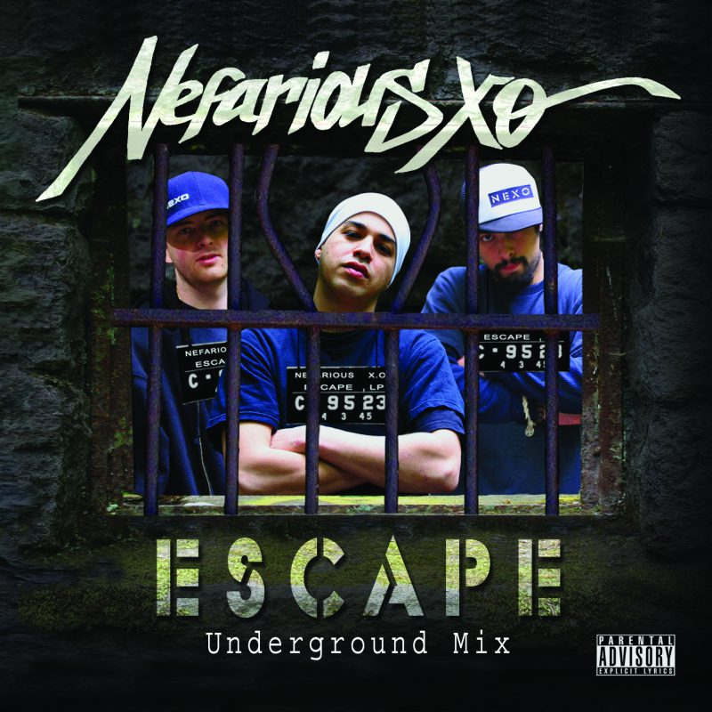 Escape - Nefarious XO Album