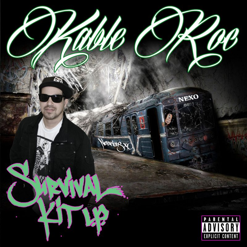Survival Kit - Kable Roc Album
