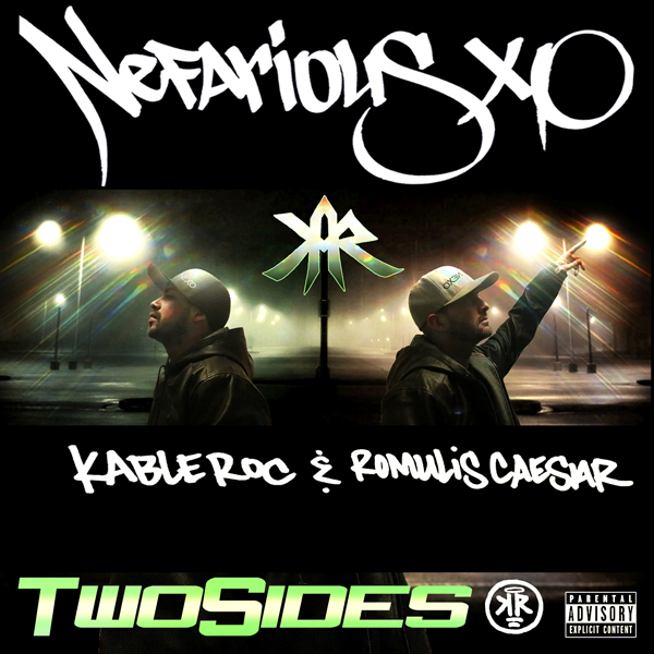 Two Sides - Nefarious XO Album